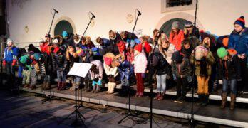 Choradvent 2014 – Landhaushof